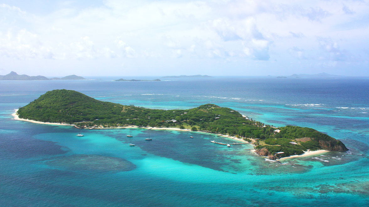 Caribtours | Petit St. Vincent, St Vincent & The ...