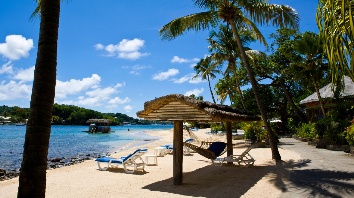 Caribtours | Young Island, St Vincent & The Grenadines ...
